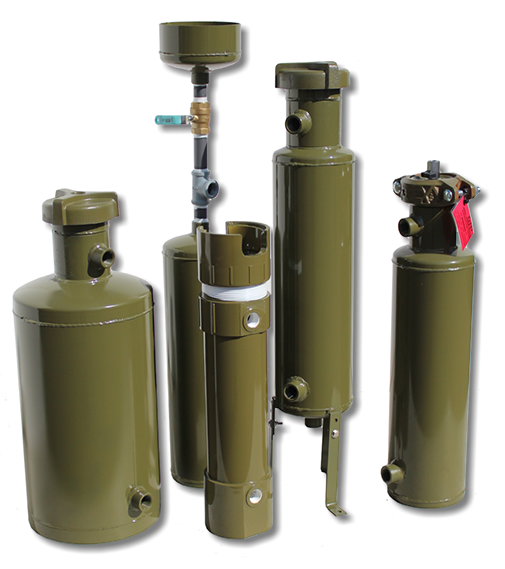 Chemical Feeder Filters And Funnels Elbi Of America
