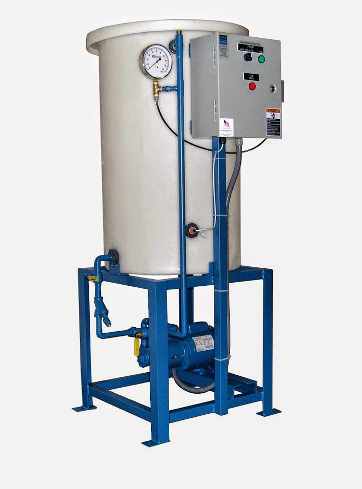 Glycol Feed Package Elbi Of America